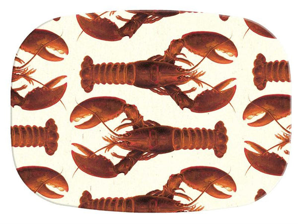 Cooked Lobsters Melamine Plate/ Platter