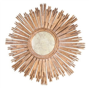 Margeaux Starburst Mirror - GDH | The decorators department Store