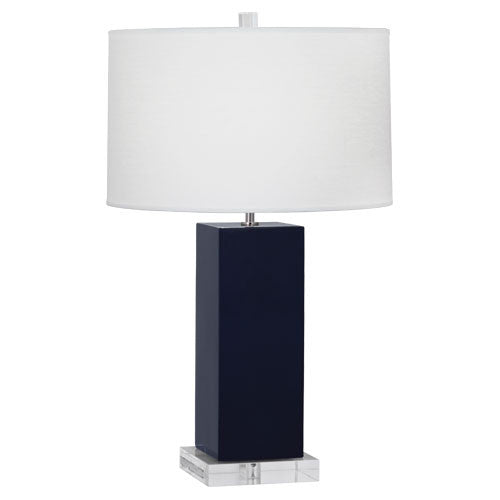 Harvey Table Lamp | Midnight Blue