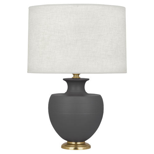 MICHAEL BERMAN ATLAS TABLE LAMP | Grey
