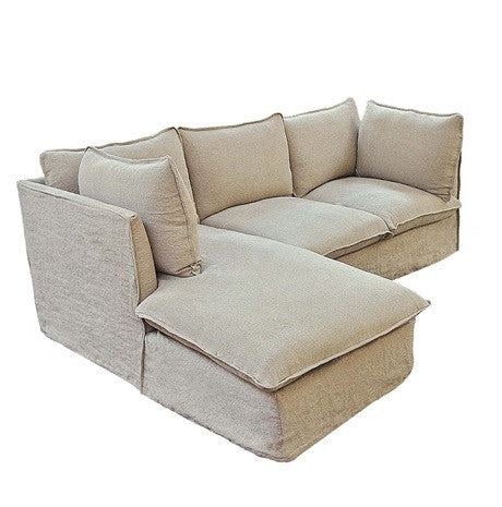 Taylor Scott Collection Milano Sectional Sofa ...