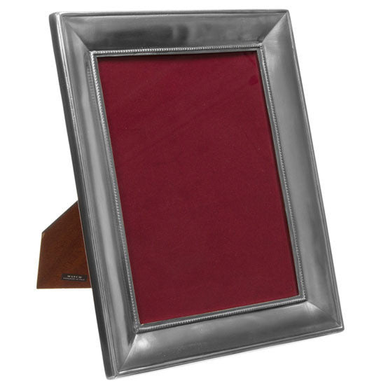 Match Pewter Como Frame 6 x 9 - GDH | The decorators department Store