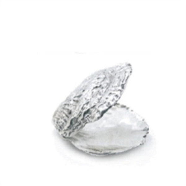 Clam Pewter Napkin Ring S/4 - GDH | The decorators department Store