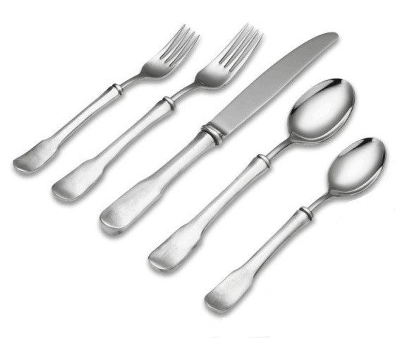 Match Pewter Olivia Flatware - GDH | The decorators department Store