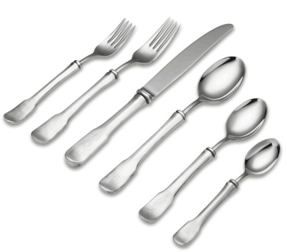 Match Pewter Olivia Flatware - 6 PPS - GDH | The decorators department Store