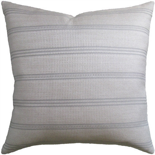Ojai Indoor/Outdoor Pillow | Dove - GDH | The decorators department Store