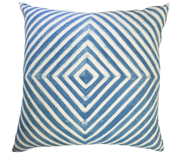Blue - Lucy in the Sky Pillow - GDH | The decorators department Store