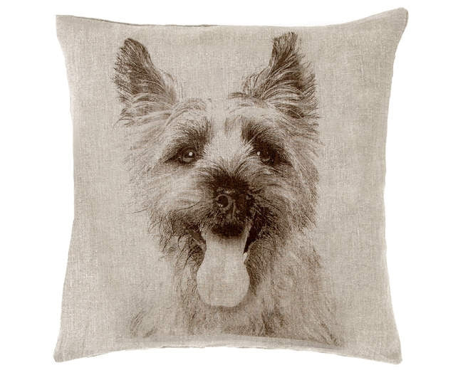 Terrier Decorative Pillow - GDH | The decorators department Store - 2