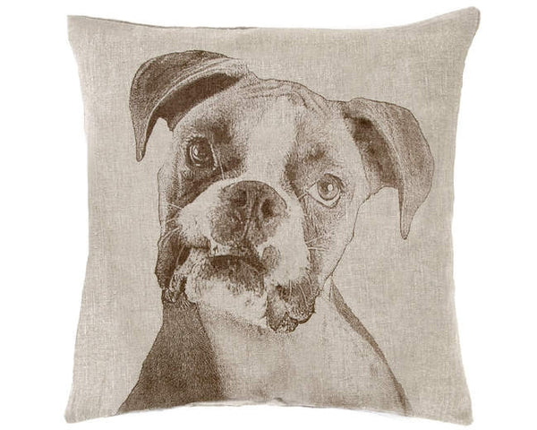 Boxer Decorative Pillow - GDH | The decorators department Store