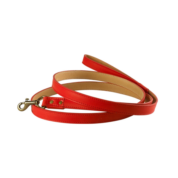 6 ft Dog Leash | Red - GDH | The decorators department Store