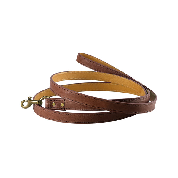 6 ft Dog Leash | Brown - GDH | The decorators department Store