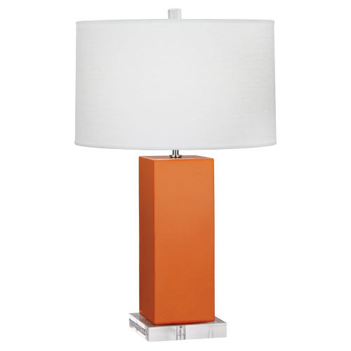 Harvey Table Lamp | Pumpkin