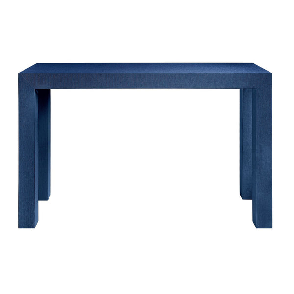Parsons Console Table - Blue - GDH | The decorators department Store