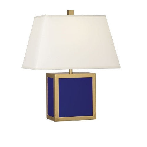 Jonathan Adler Barcelona Accent Table Lamp | Royal Blue - GDH | The decorators department Store
