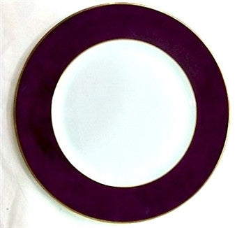Richard Ginori Siena Chargers/Presentation Plates | Plum - GDH | The decorators department Store