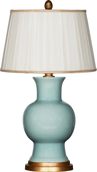 Juliette Celadon Table Lamp