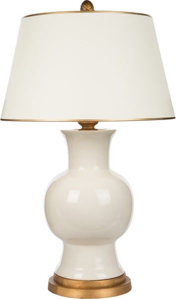 Juliette Gray Table Lamp