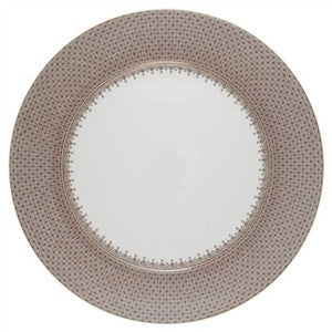 Mottahedeh Lace Service Plate - Brown - GDH | The decorators department Store