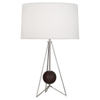 Jonathan Adler Ojai Table Lamp | Nickel - GDH | The decorators department Store