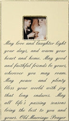 May Love picture frame - GDH | The decorators department Store