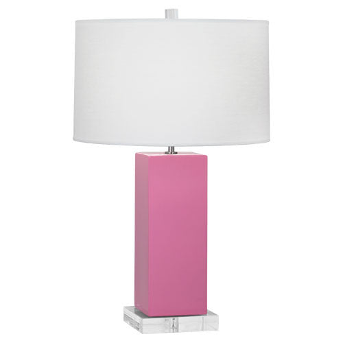 Harvey Table Lamp | Sciaperelli Pink