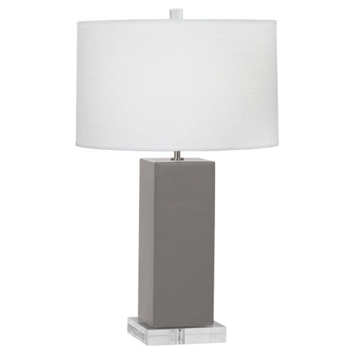 Harvey Table Lamp | Smokey Taupe