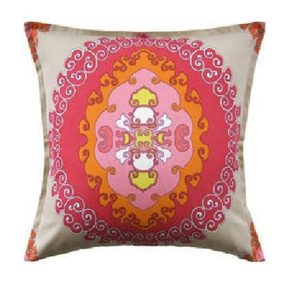 Super paradise Indoor/Outdoor Pillow | Punch - GDH | The decorators department Store