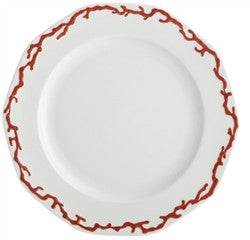 Mottahedeh Barriera Corallina Red Dinnerware Collection - GDH | The decorators department Store - 1