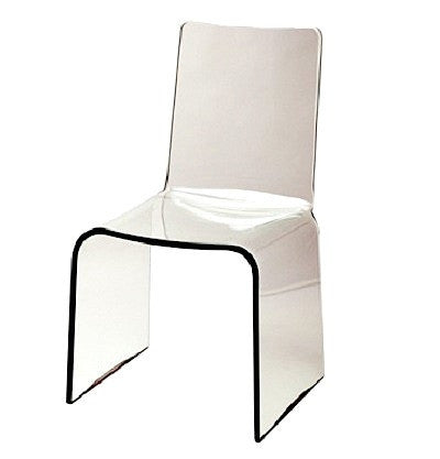 Kush Acrylic Dining Chair - GDH | The decorators department Store