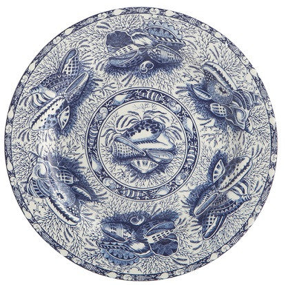 Mottahedeh Blue Torquay Dinnerware - GDH | The decorators department Store - 1