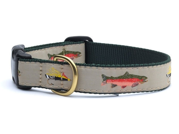 Fly Fishing Dog Collar and Lead - GDH | The decorators department Store - 1