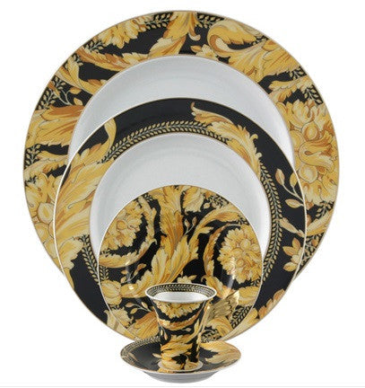 Versace Vanity Dinnerware Collection - GDH | The decorators department Store - 1