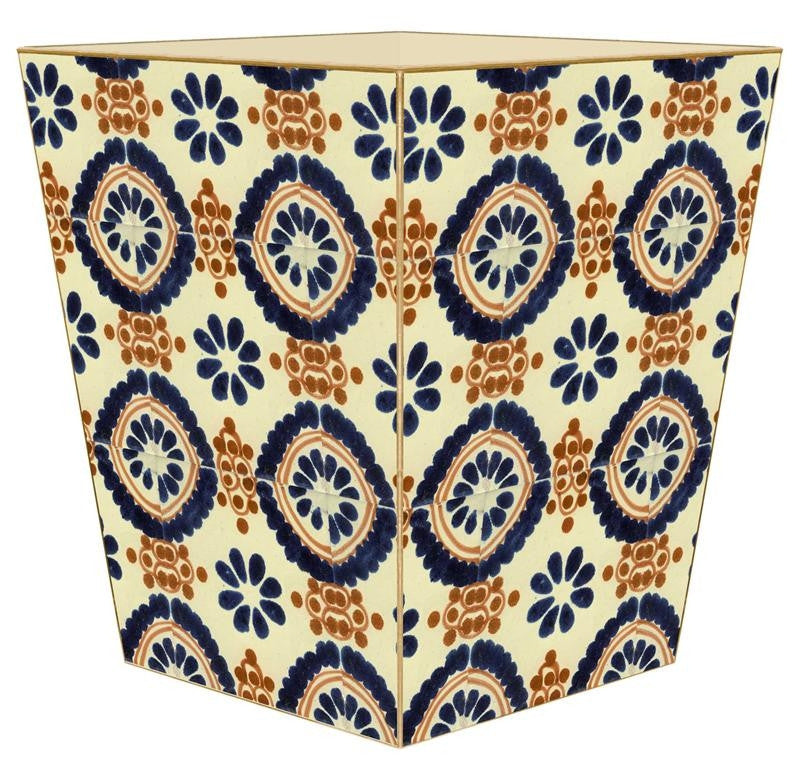Madrid Wastebasket - GDH | The decorators department Store
