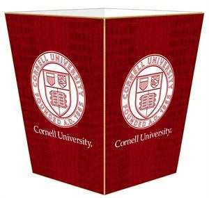 Cornell University Wastepaper Basket - GDH | The decorators department Store