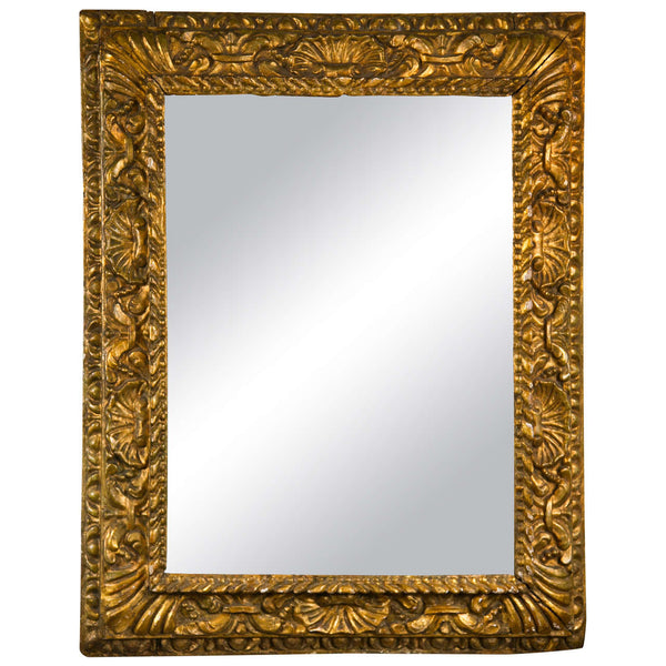 18th C Gilded Italian Baroque Mirror - GDH | The decorators department Store