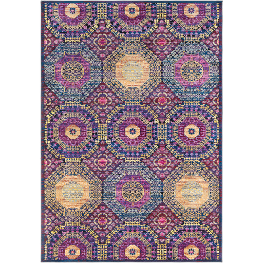 Alchemy Turkish Carpet | Violet