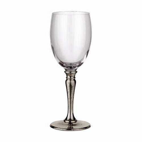 Match Pewter Classic Crystal Red Wine Glass - GDH | The decorators department Store - 1