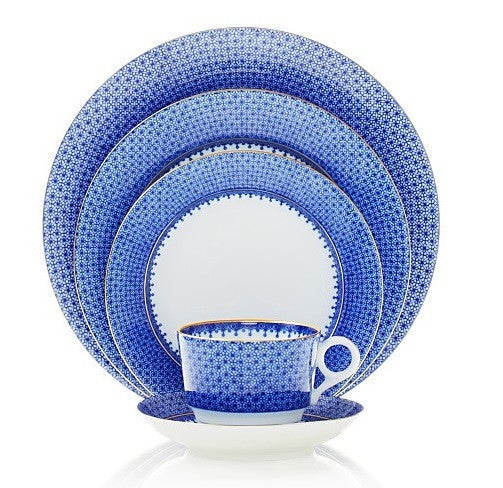 Mottahedeh Blue Lace Dinnerware Collection - GDH | The decorators department Store - 1