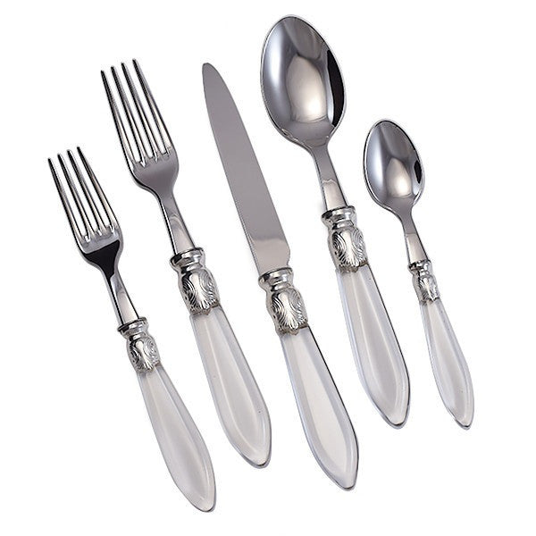 Sabre Baguette Flatware | Clear - GDH | The decorators department Store - 1