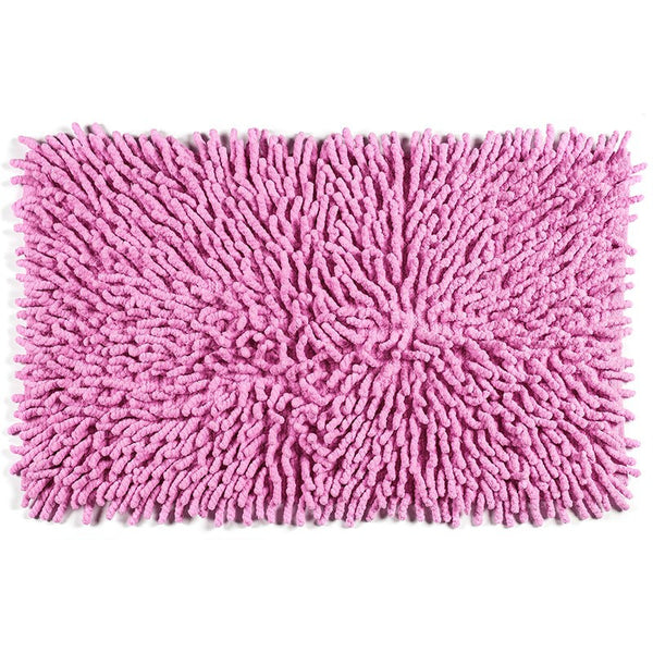 Butterfly Bath Rug | Pink