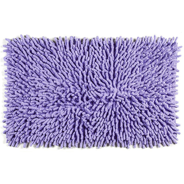 Butterfly Bath Rug | Purple