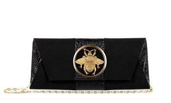 Black Subrella Bag with Bumblebee - GDH | The decorators department Store