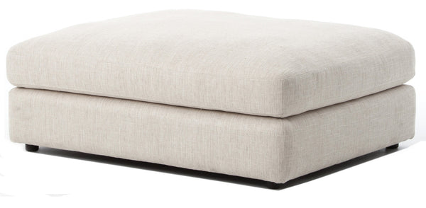Bloor Ottoman | Esence Natural