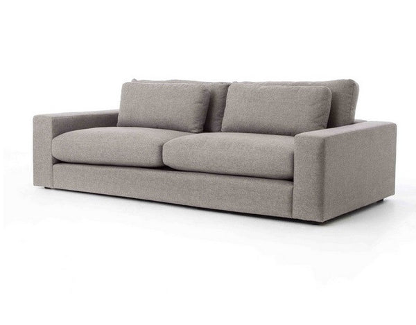 Bloor 98 Inch Sofa | Chess Pewter