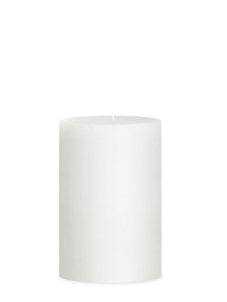 "Hurricane Pillar Candle 4"" x 6"" (pair) 