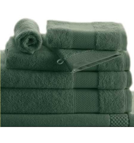 8 Piece Petale Cedre Towels by Anne de Solene - GDH | The decorators department Store