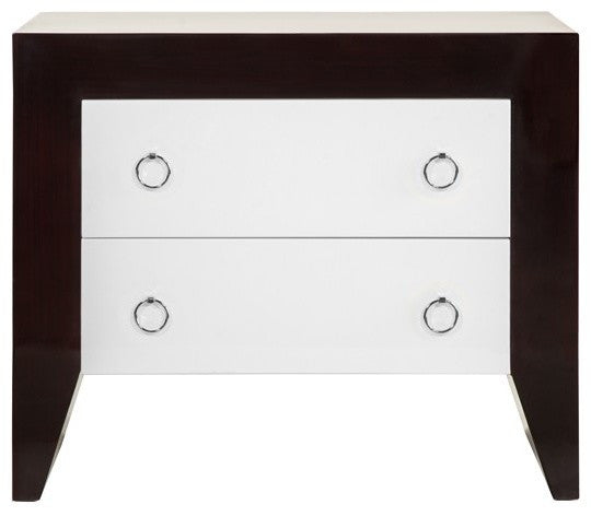 Easton Rosewood Side Table - GDH | The decorators department Store - 1