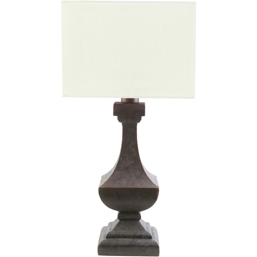 Davis Outdoor Lamp | White - GDH | The decorators department Store