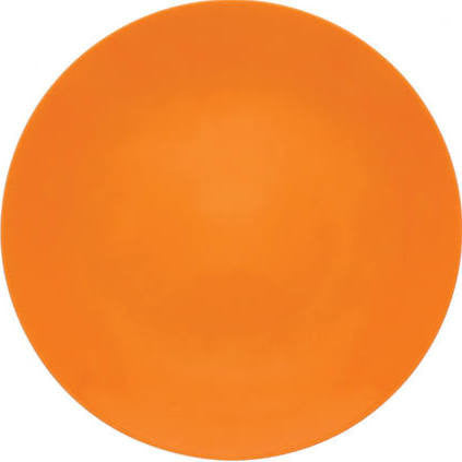 Sabre Numero 1 Porcelain Dinnerware | Orange - GDH | The decorators department Store - 1