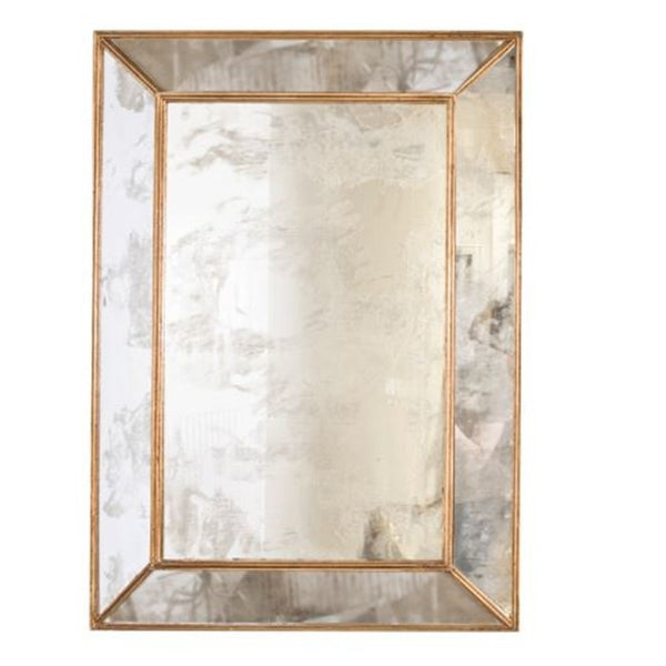 Dion Mirror in Gold - GDH | The decorators department Store